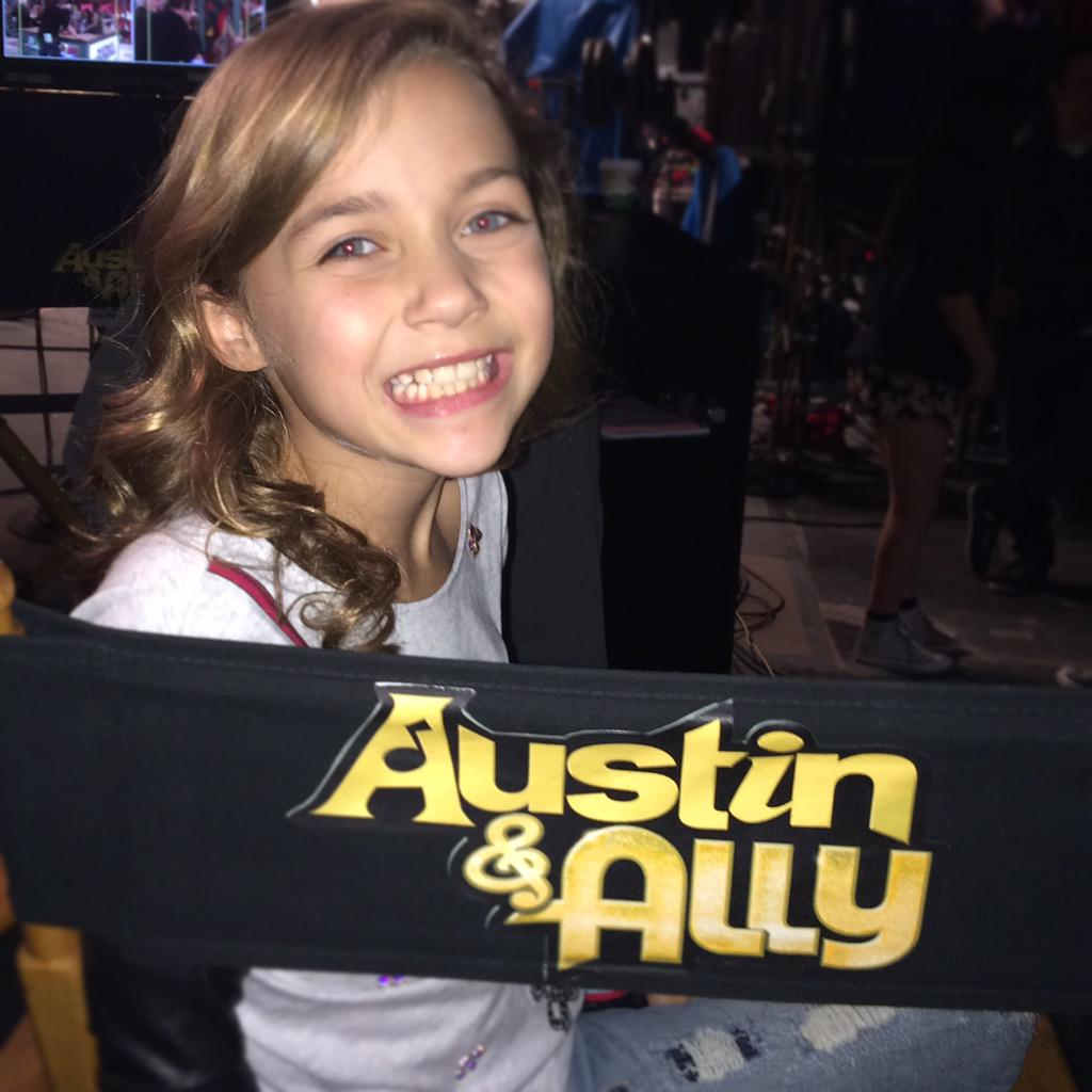 "Mimi Kirkland on Twitter: ""My First ep on #AustinandAlly ..."