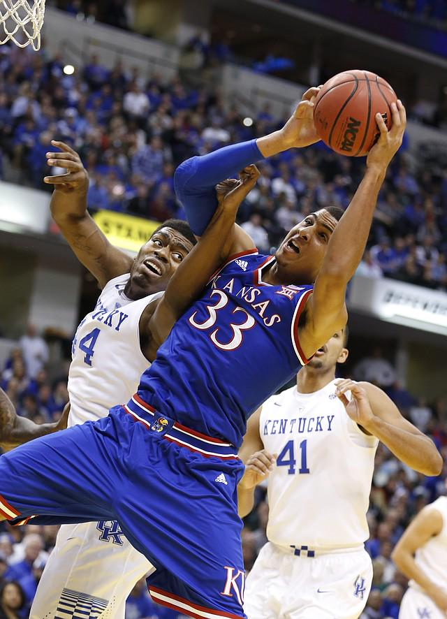 Kentucky to face Kansas at Allen Fieldhouse next season http://t.co/r6VPjdIu3k #kubball http://t.co/YnK80oIU6P