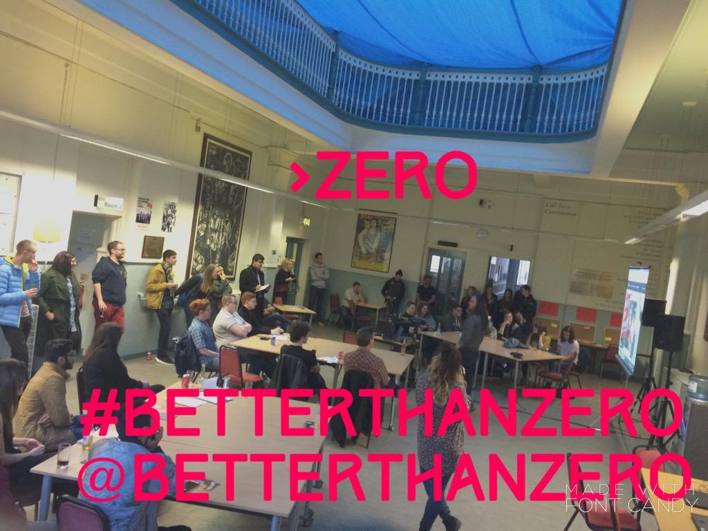 @betterthanzero event tonight @ScottishTUC @HackAye #betterthanzero @decentwork4all http://t.co/hTNkwFVYy5