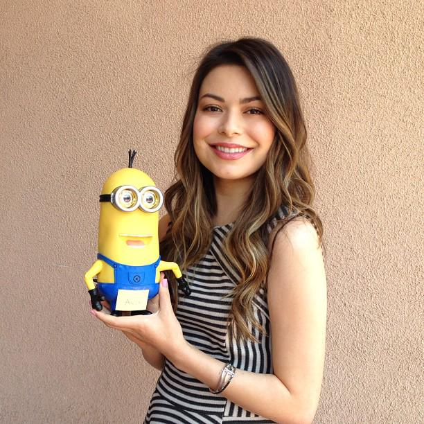 Happy Birthday Miranda Cosgrove margo is awesome http://t.co/STP5aqbThT