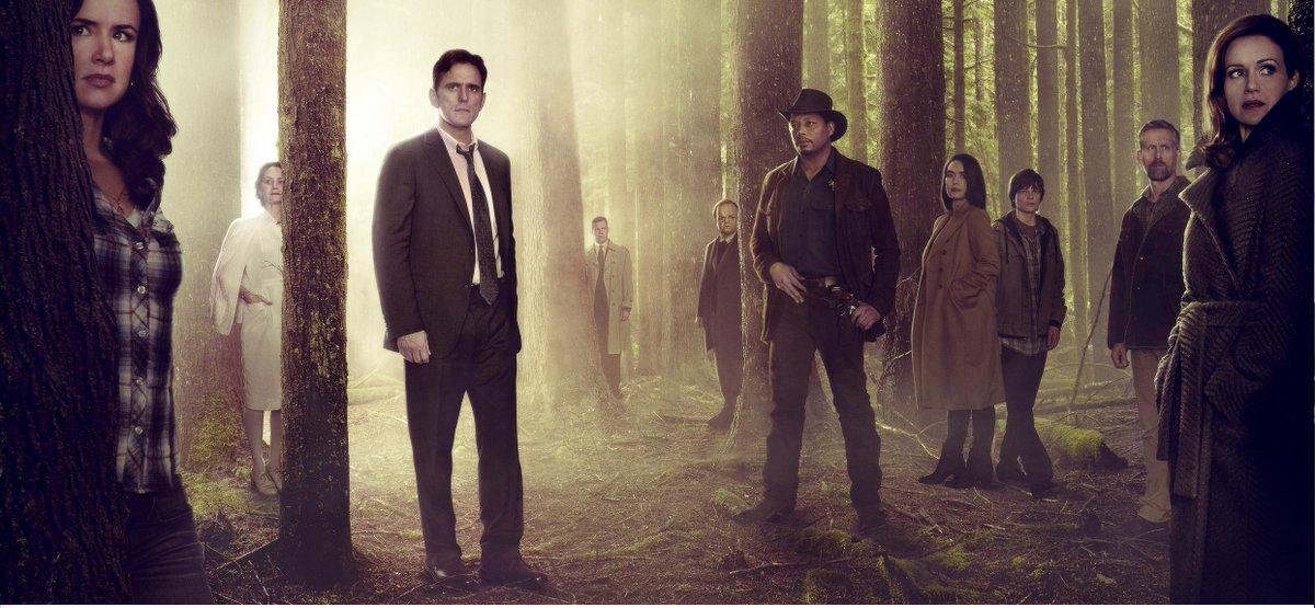 Appassionante thriller ricco di mistero con Matt Dillon: Wayward Pines su Fox HD