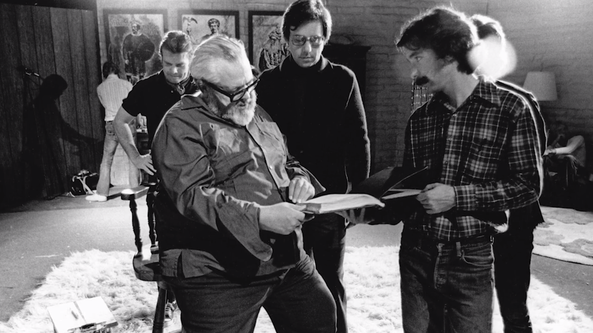 Orson Welles' last film may finally be completed with an Indiegogo campaign