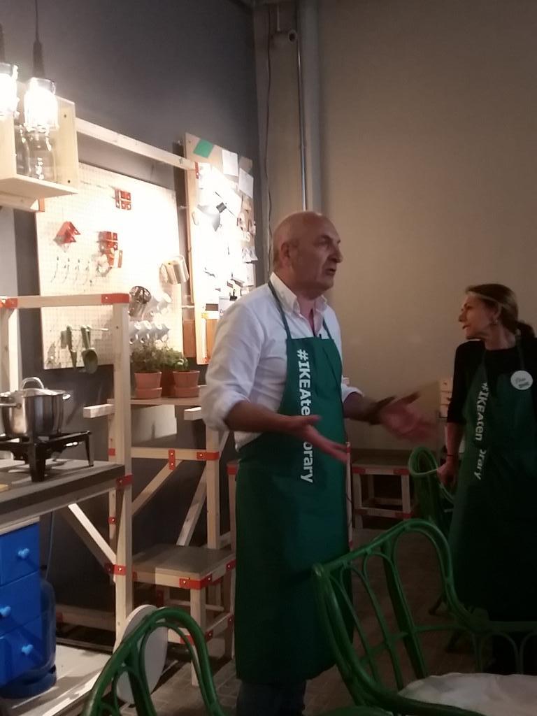 """IKEA Italia on Twitter: """"La visita di #IKEAtemporary. # ... - photo#32"""