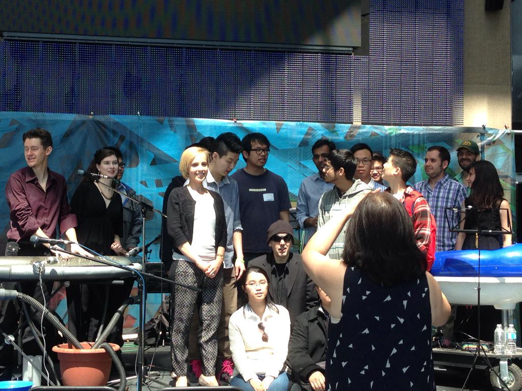@Hydraulist recognizes his research team #DigiFest2015 http://t.co/T43rXkGy5P