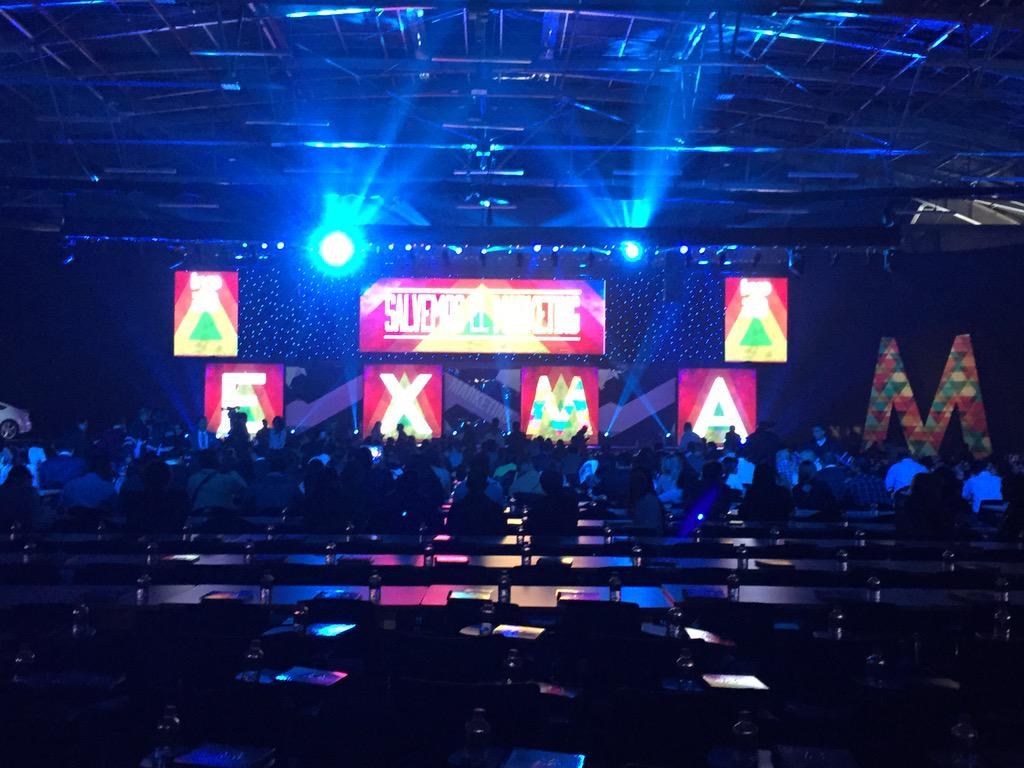 Ya estamos en Expo Marketing 2015 en Bogotá! #exma2015 @Expomarketing_ http://t.co/ajkWG9O6x0