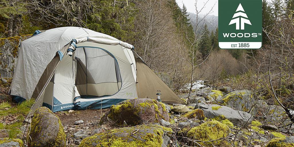 Woods Canada on Twitter  The Woods Expedition Series Yukon tent is ready for any outdoor adventure //t.co/3tJG3glyYT #WoodsExplorer ... & Woods Canada on Twitter: