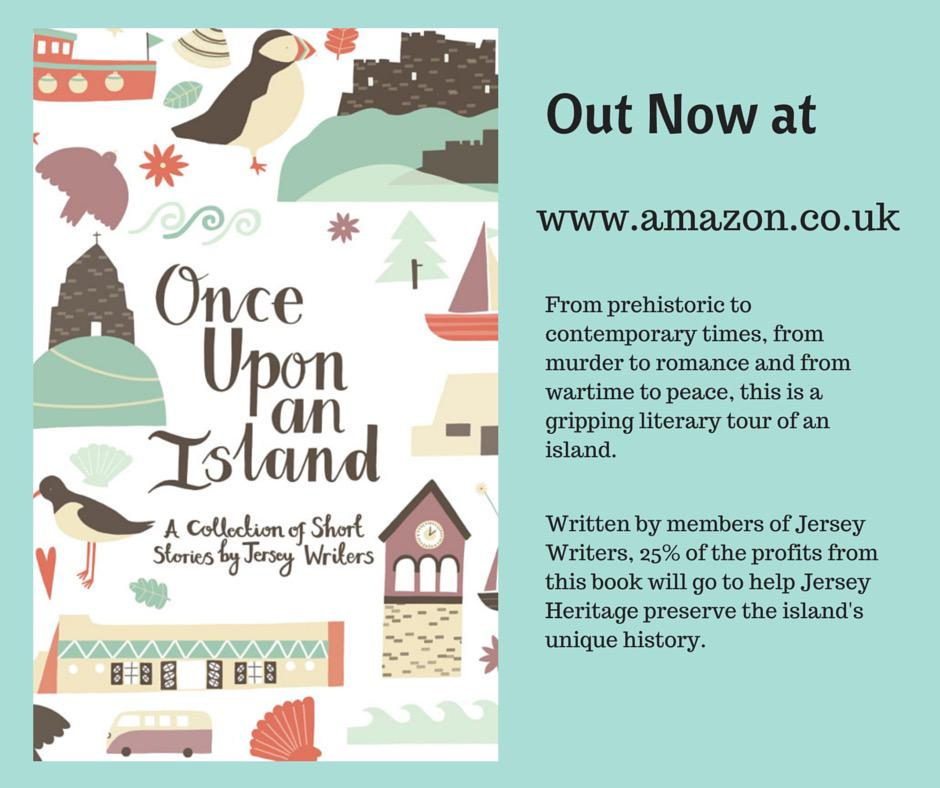 Jersey stories by Jersey writers set @loveheritage sites. Get it now!! http://t.co/YqP7lZFd8h