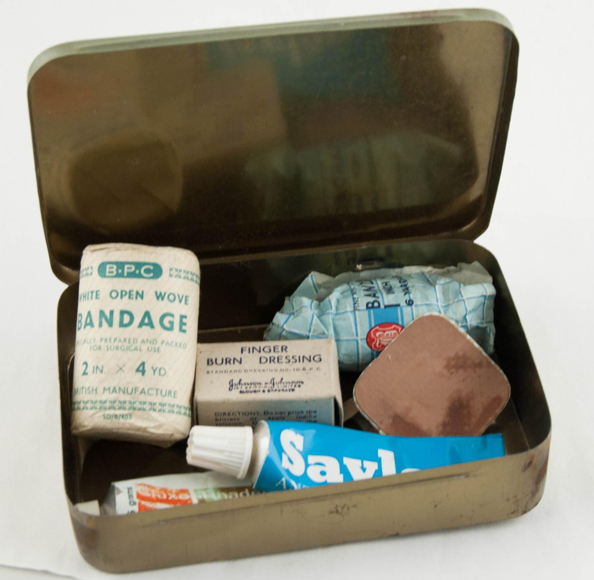 selles medical on twitter ancient first aid kit which we have