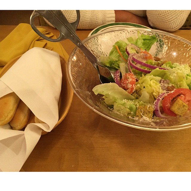 Olive Garden On Twitter Unlimited Breadsticks Unlimited Salad Unlimited Yum