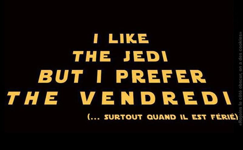 Jedi-vendredi