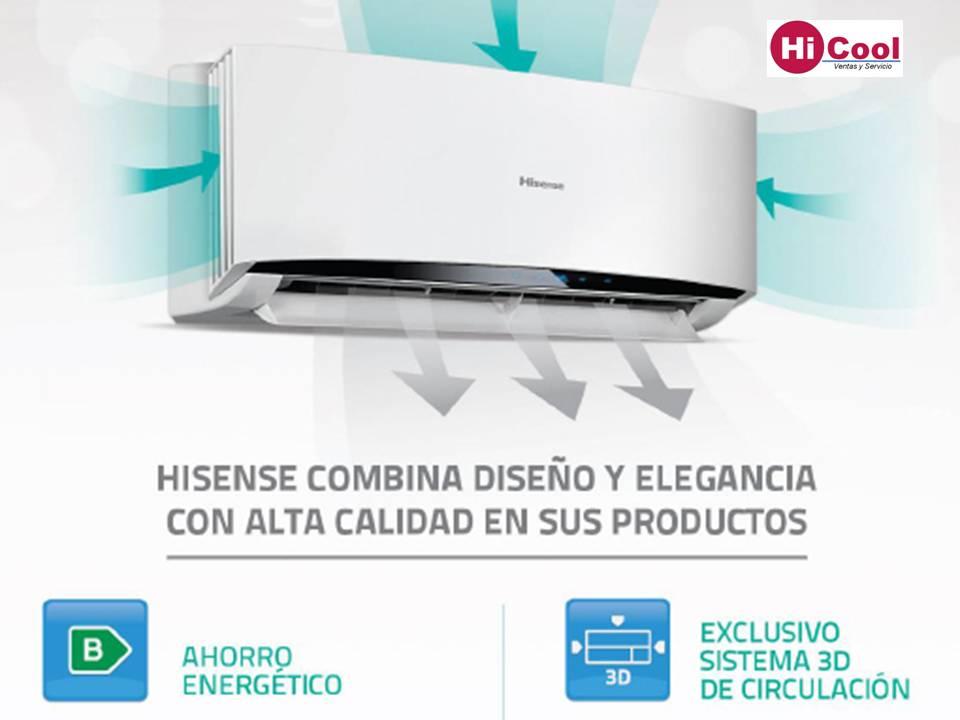 Minisplit Hisense Precio Airea Condicionado