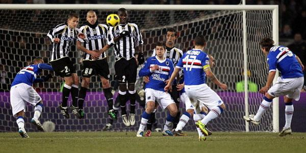 UDINESE-SAMPDORIA streaming RojaDirecta diretta tv video live gratis
