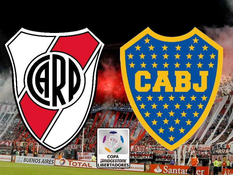 River Plate-Boca Juniors Superclasico Copa Libertadores info streaming