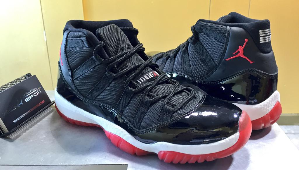 Another back room steal ! $200 CDP AJ11s  23 RTs for the ?Size http://t.co/lwqMEukRhm