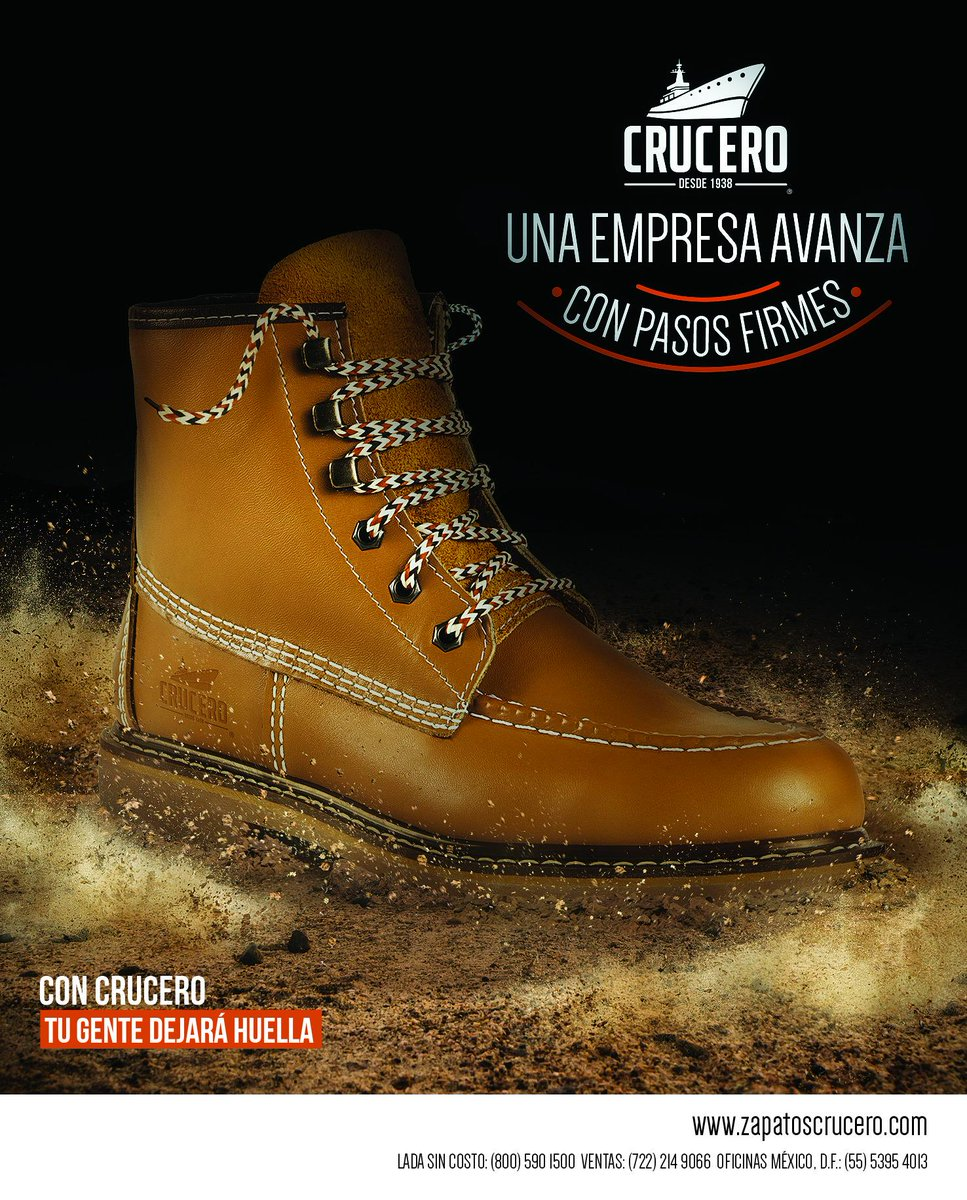 13a5592f Zapatos Crucero on Twitter: