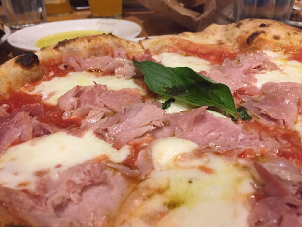 Lunch at #Eataly after finishing the #FontMarathon http://t.co/Du5KeELeQE