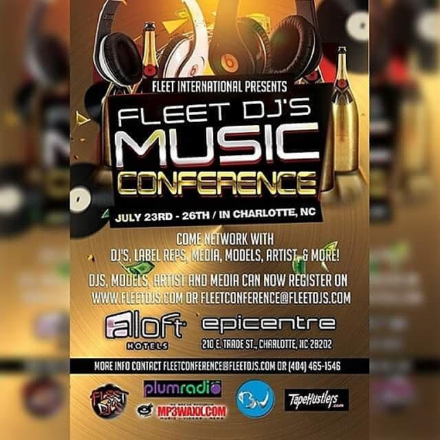 Artist, Prodcuers, DJs, get in tune. Sign up for the 4th fleet djs music conference in NC.  http://t.co/Wjlq5UuITs http://t.co/uRYJpvRCRH