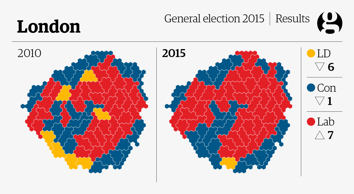 #GE2015 London results: #LibDems hold just one seat #Carshalton & Wallington http://t.co/DOQ1Qt6nPx #GE2015