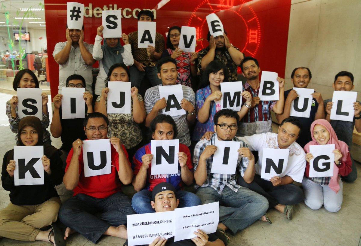 #SaveSiJambulKuning http://t.co/AVsVZ4VQwr