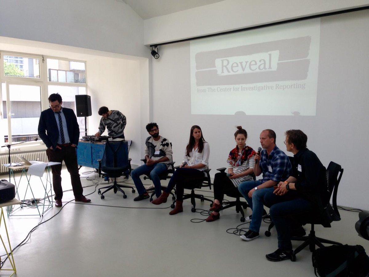 Our morning panel at #TechRaking includes Ashiq Khondker, @amyjharris, @TreyBundy, @hilmarschmundt & @alicjapeas: http://t.co/PZzReJgm85