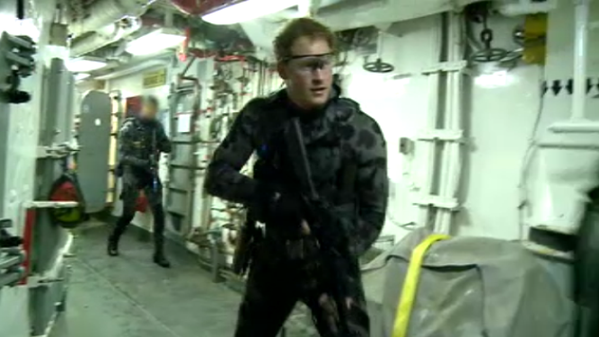 The ADF has released a new video of Prince Harry's month long secondment in Australia. (via @9NewsSyd) http://t.co/qIFfahSZey