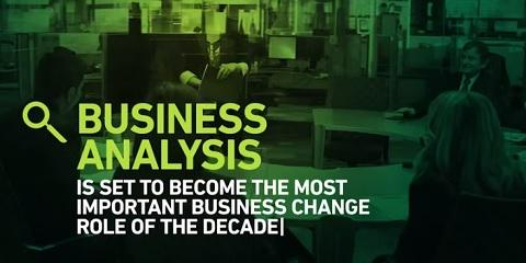 The role of the business analyst is becoming critical to supporting business success. #baot http://t.co/dRfBLH8KaJ