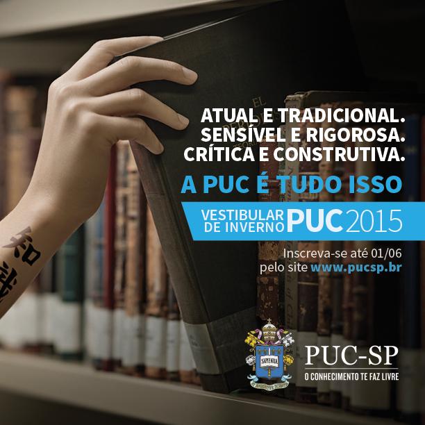 Inscrições abertas para o #Vestibular de Inverno da #PUC_SP. Acesse: http://t.co/Mb5zNid8w6 #pucsp #vestibularpucsp http://t.co/f7aWugwIfm