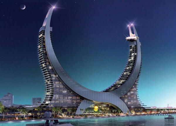 "craig karmin on twitter: ""7-star? qatar building ""extremely modern"