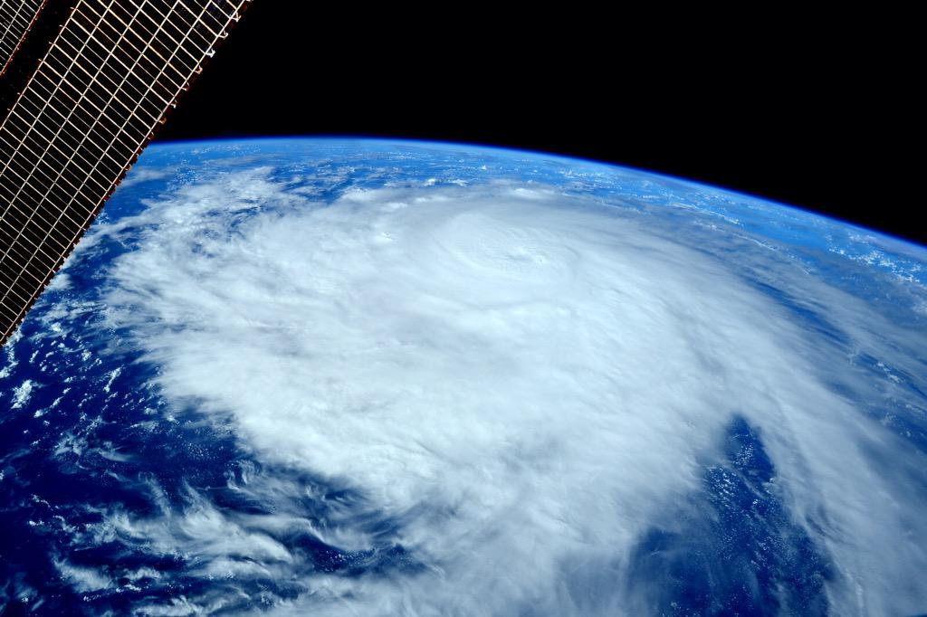 Typhoon Noul Over Pacific