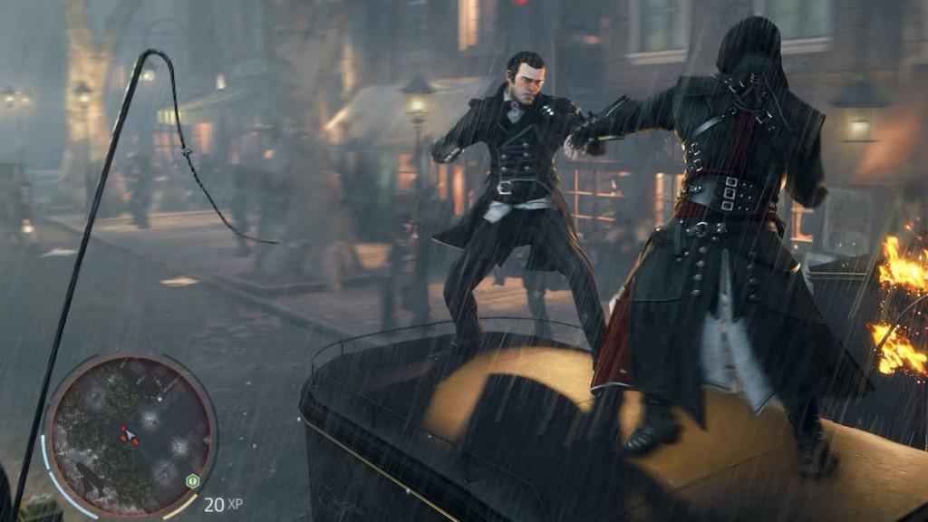 Assassin's Creed: Syndicate - Teaser-Bild untermauert Setting und Namensänderung