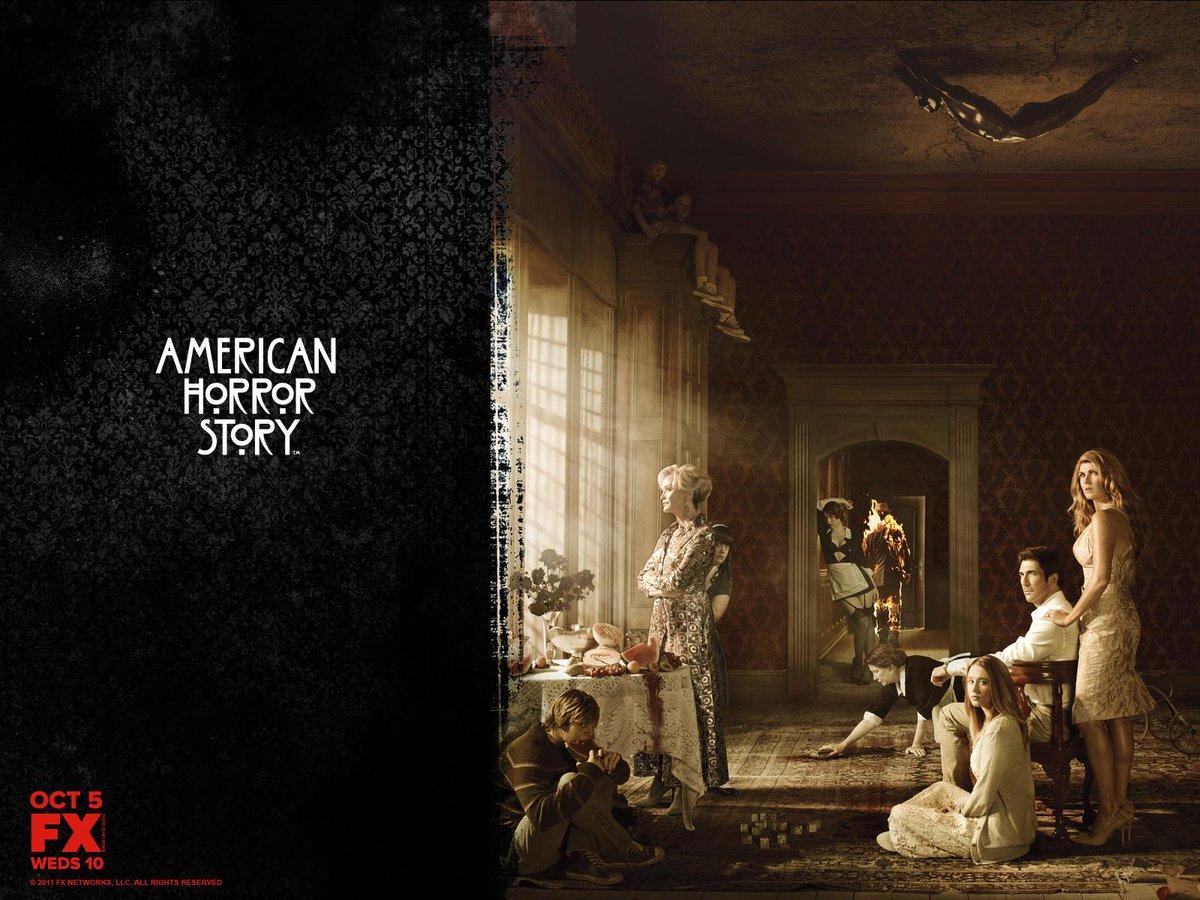 ¡No te pierdas el primer Maratón de American Horror Story: Murder House! Hoy y mañana a la medianoche por FX #fxwow http://t.co/DjHsSwK3Bj