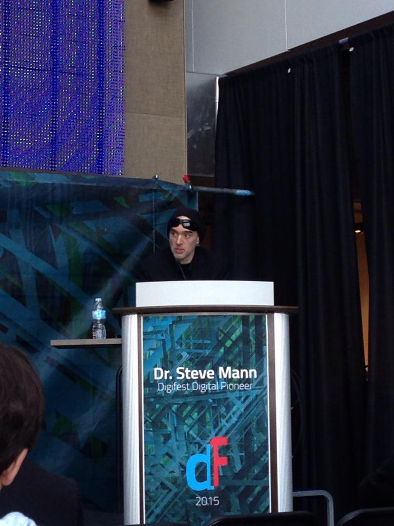 @Hydraulist receives his Digital Pioneer Award and gives a speech about his journey to where he is now #DigifestTO15 http://t.co/Wuu8FQ1JMe
