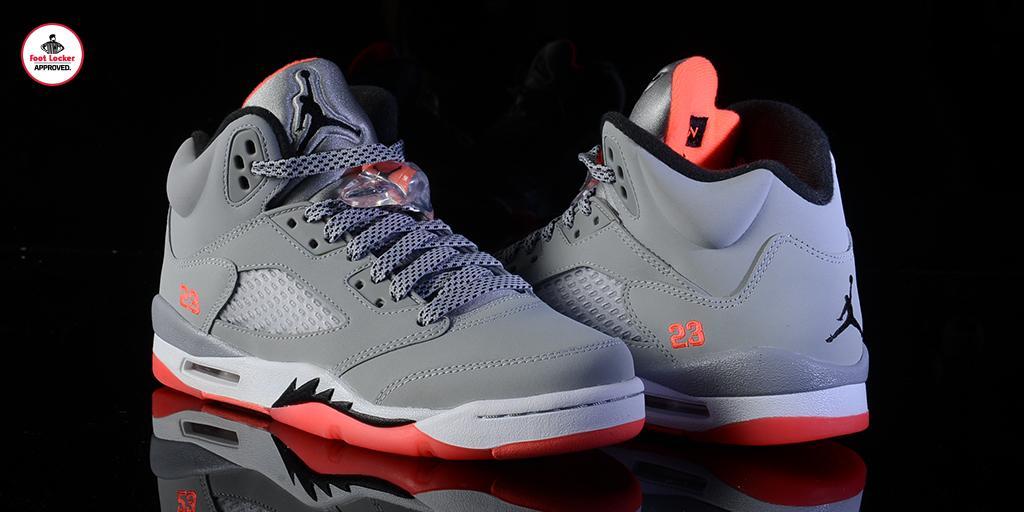 """53ec8539ea9 ... Air Jordan 5 Retro """"Oreo"""" Embedded image PrevNext A Full Recap of Foot  Locker ..."""