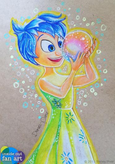 Insideout On Twitter This Week We Celebrate Fan Art Submitted On