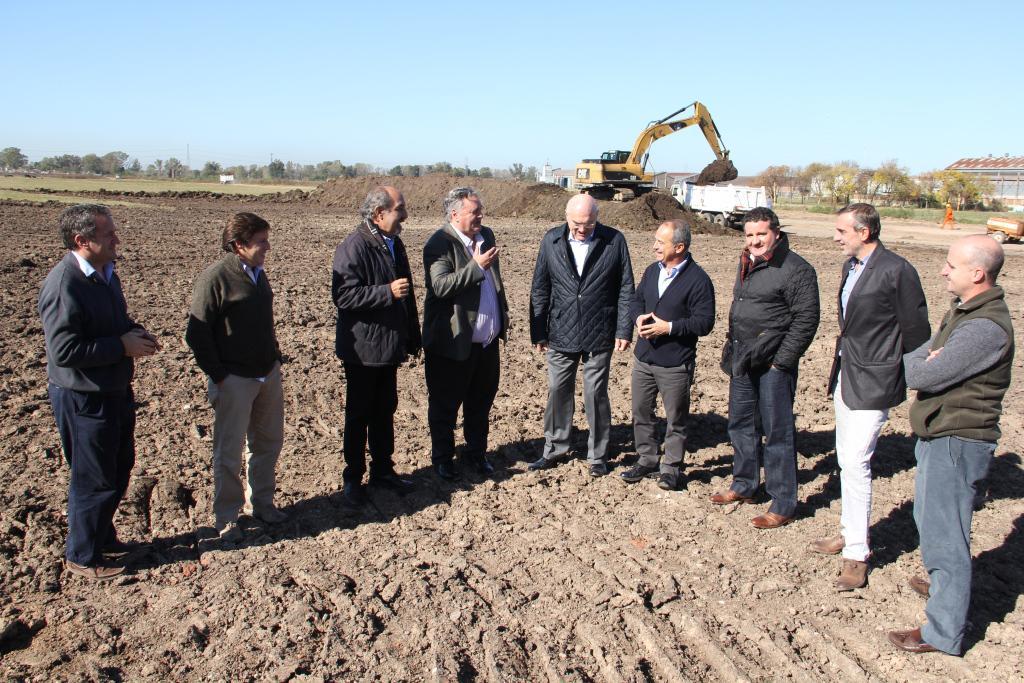 Es un Sector industrial planificado mixto de 40 hectáreas