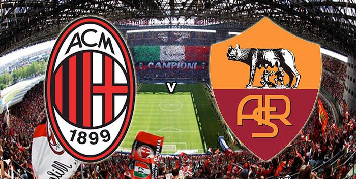 Milan-Roma Streaming su Rojadirecta
