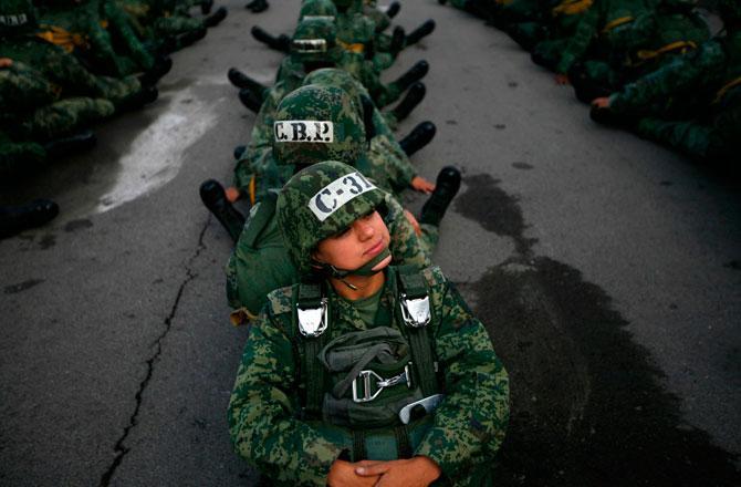 Requisitos para ingresar al ejército militar