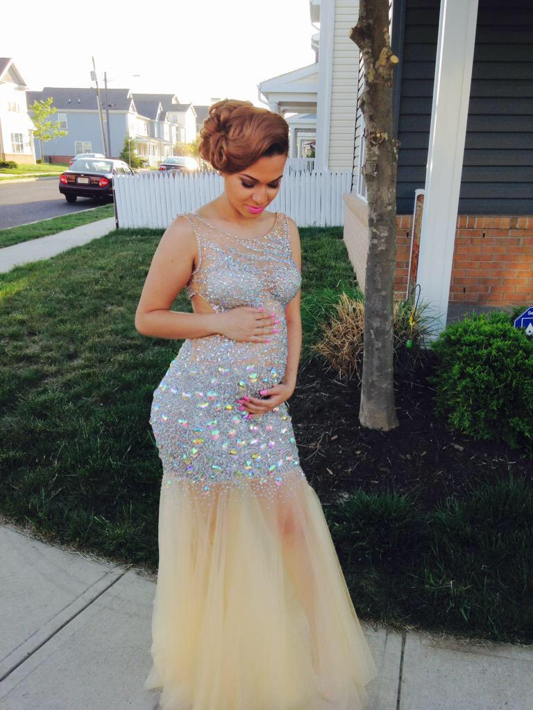 Contemporary Maternity Long Evening Gowns Frieze - Best Evening Gown ...