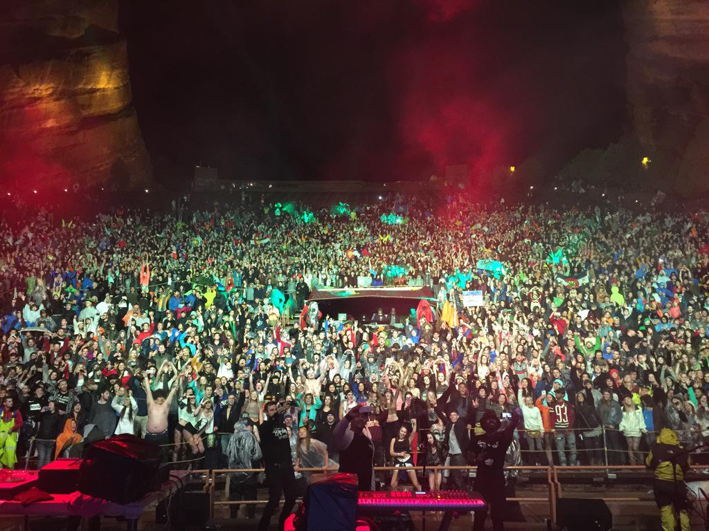 Thx again RedRocks