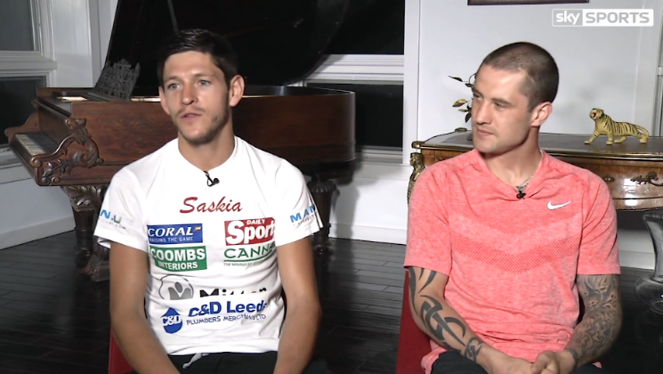 Jamie McDonnell: WATCH: Jamie McDonnell and Ricky Burns fight in the