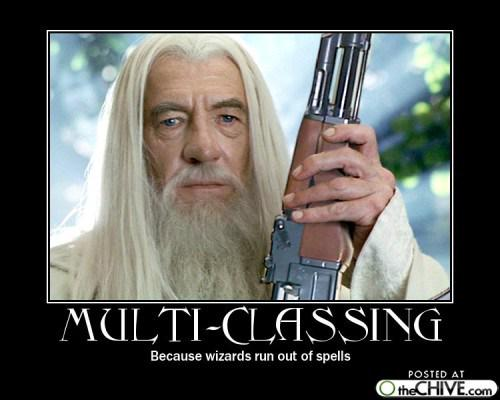 multi-classing Gandalf RPG Videogames Help You in Starting a Business
