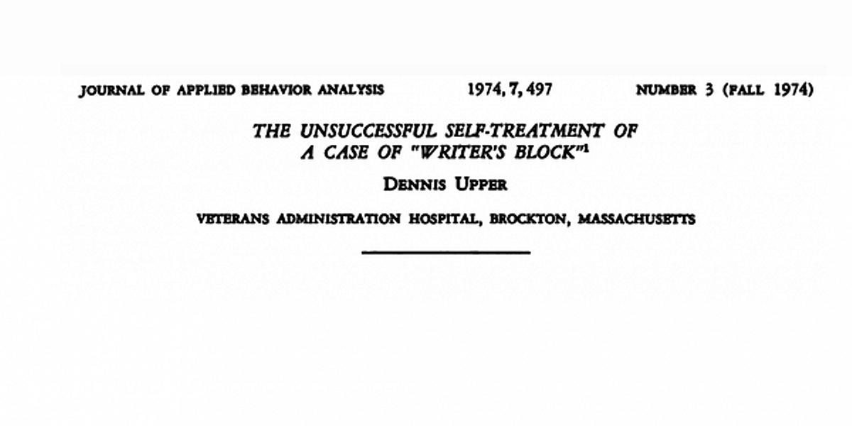 For #authors: shortest scientific paper ever published. Beyond title it has no words. Via @MP_Innovation @SonjaBKlein http://t.co/VZEBP9FfbE