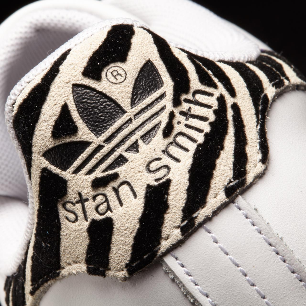 Stan Smith Zebra Foot Locker