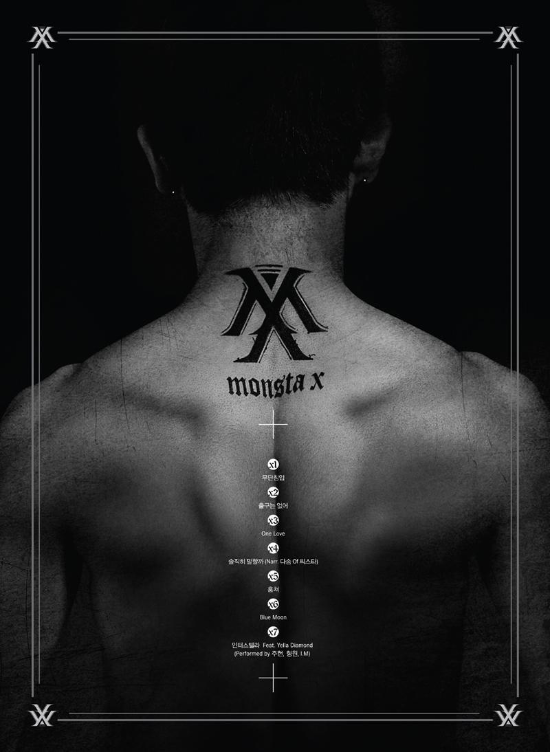 X Album 몬스타엑스_MONSTA...