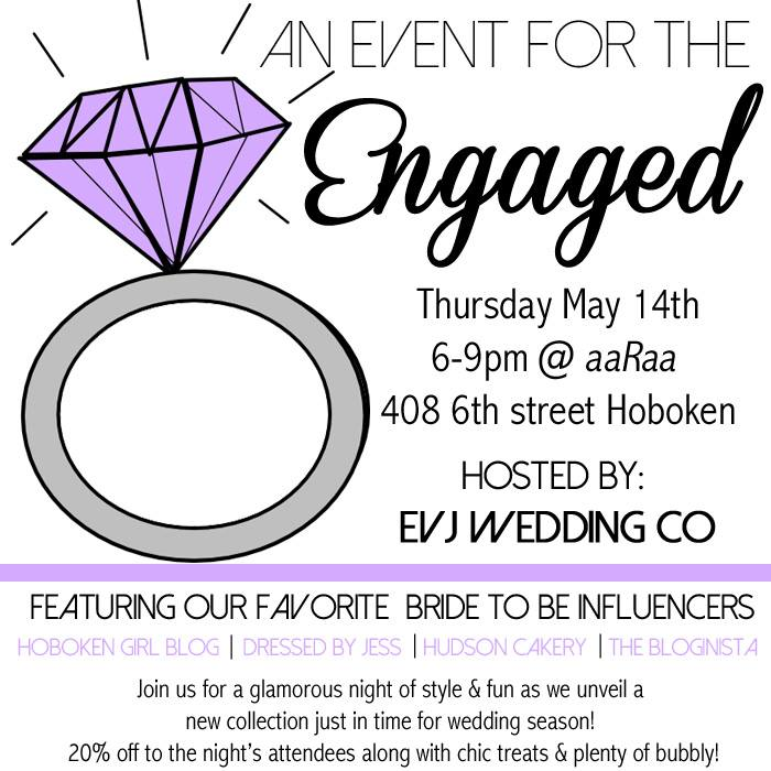 Don't forget! On Thursday 5/14 Brides-To-Be it's a night of style for you @Shop_Aaraa ! http://t.co/zXa6MncGlj