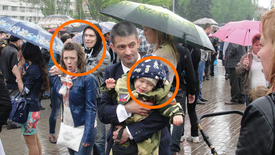 """В Днепропетровске более тысячи человек прошли маршем в рамках акции """"Внуки-дедам: Вы победили – мы победим!"""" - Цензор.НЕТ 7979"""