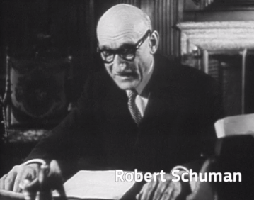 #EuropeDay marks the anniversary of the 1950 Schuman Declaration http://t.co/iVKQmruwij