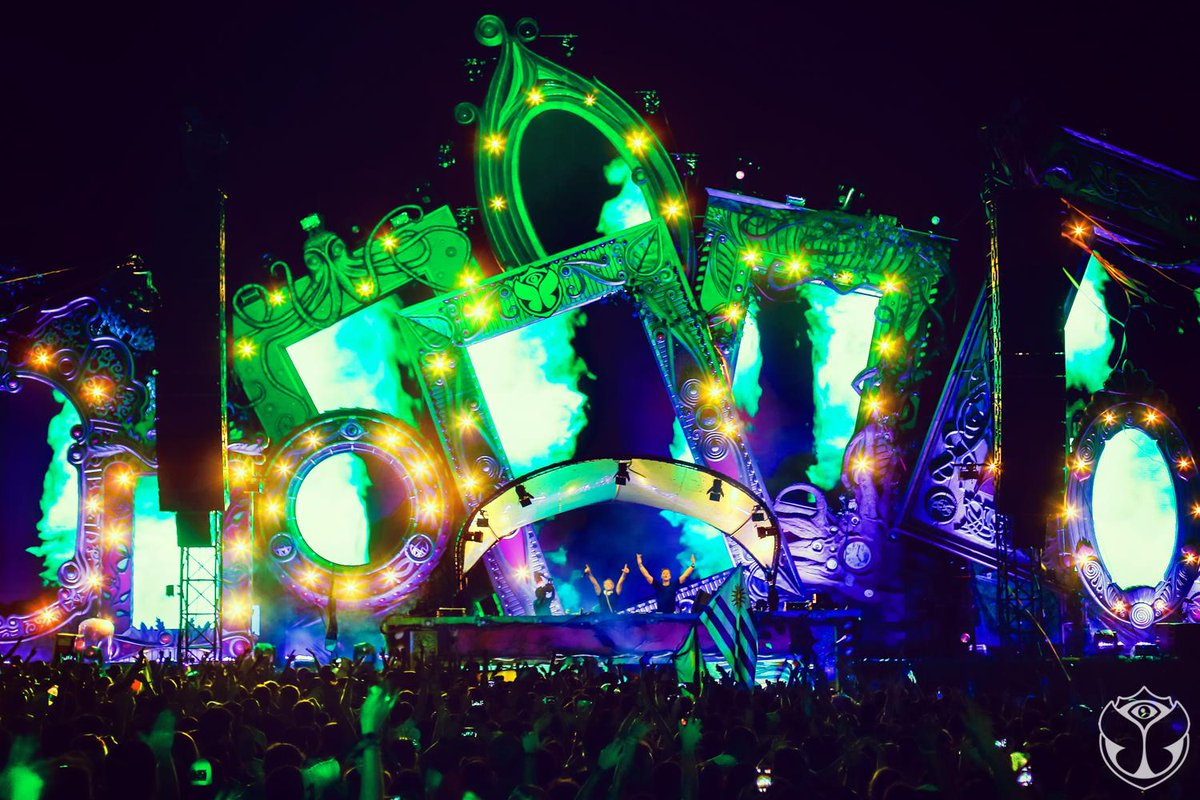 Tomorrowland on Twitter: \