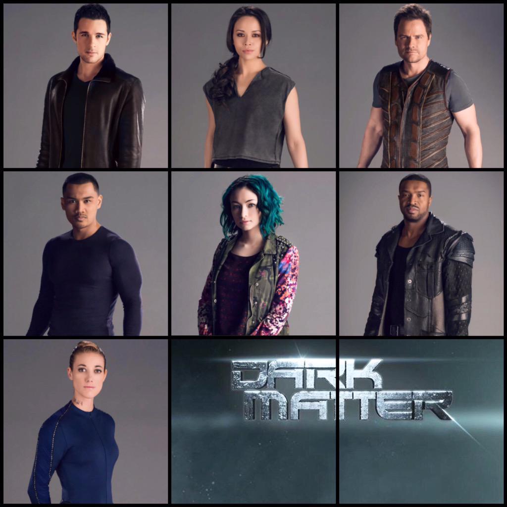 dark matter all characters