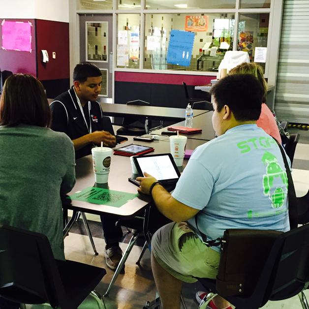 Teachers can learn from #manorisd student leaders @PLAYDATEATX http://t.co/VV8bT2mHrt